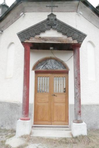 nouvelle porte