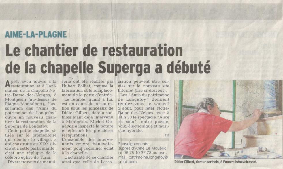 Dauphiné Superga 4 juillet 17