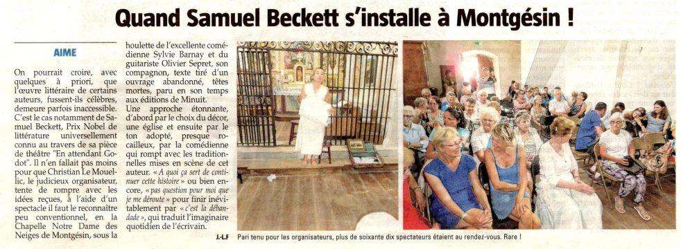 Beckett Savoie